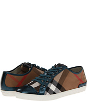 Burberry - Check Canvas Trainers