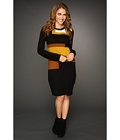Vince Camuto - Long Sleeve Sweater Dress