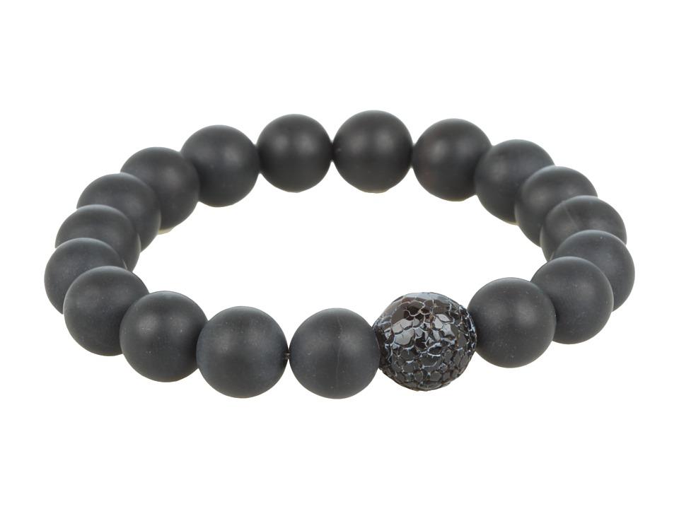 Dee Berkley Brave Black Bracelet