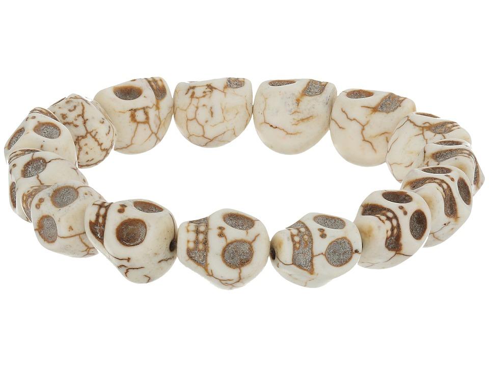 Dee Berkley Hunk Beige Bracelet