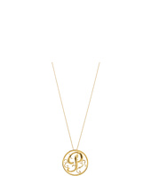Dee Berkley for The Cool People - Initial Pendant Necklace