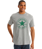 Converse - Contrast Color Chuck Patch Short Sleeve Crew Tee