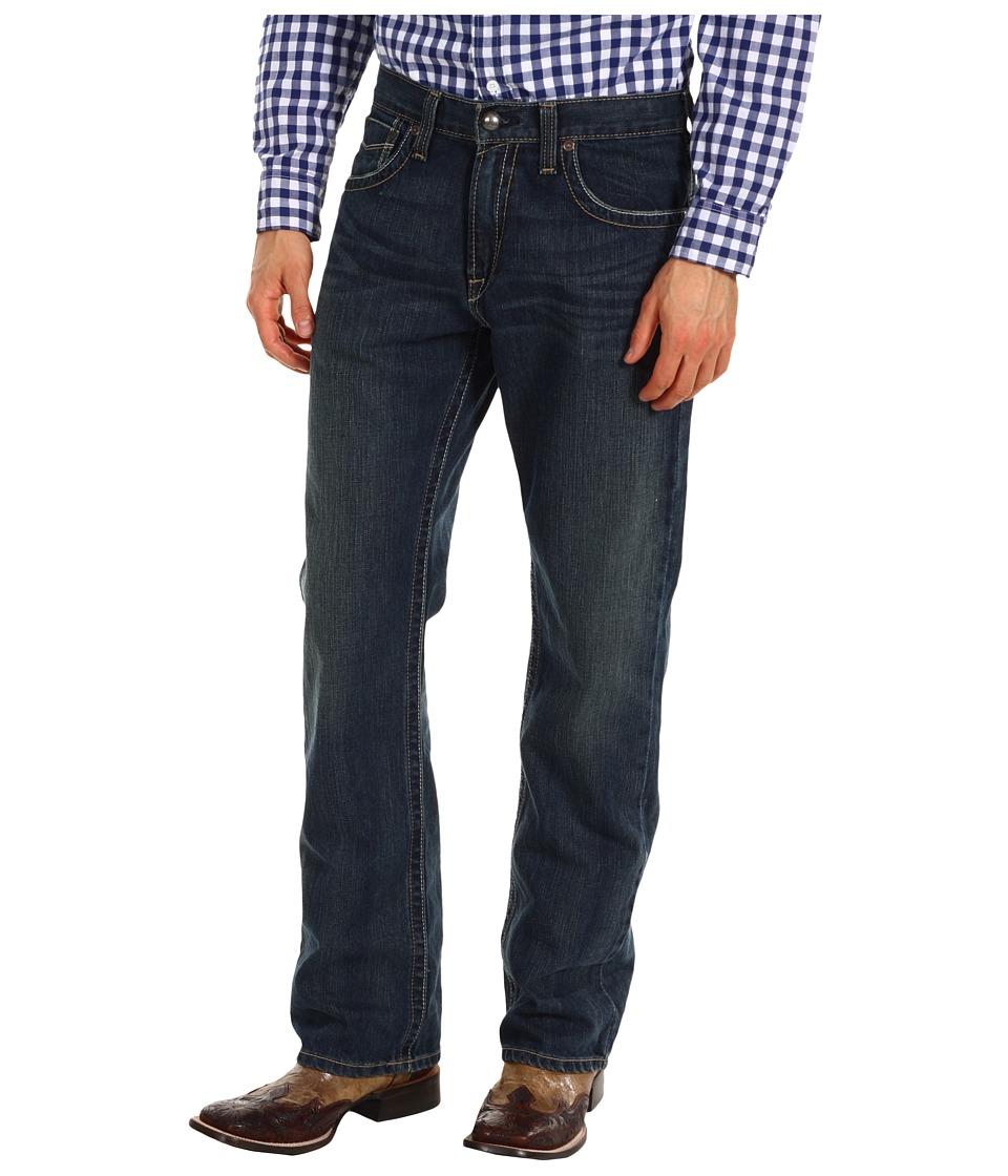 Ariat - M5 Arrowhead Low Rise Straight Leg Jean (Deadrun) Mens Jeans
