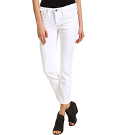 !iT Denim - Harvest Crop in White