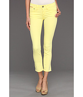 !iT Denim - Harvest Crop in Citron