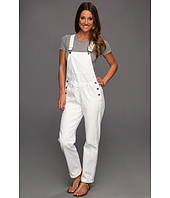 !iT Denim - Overalls in White Repaired