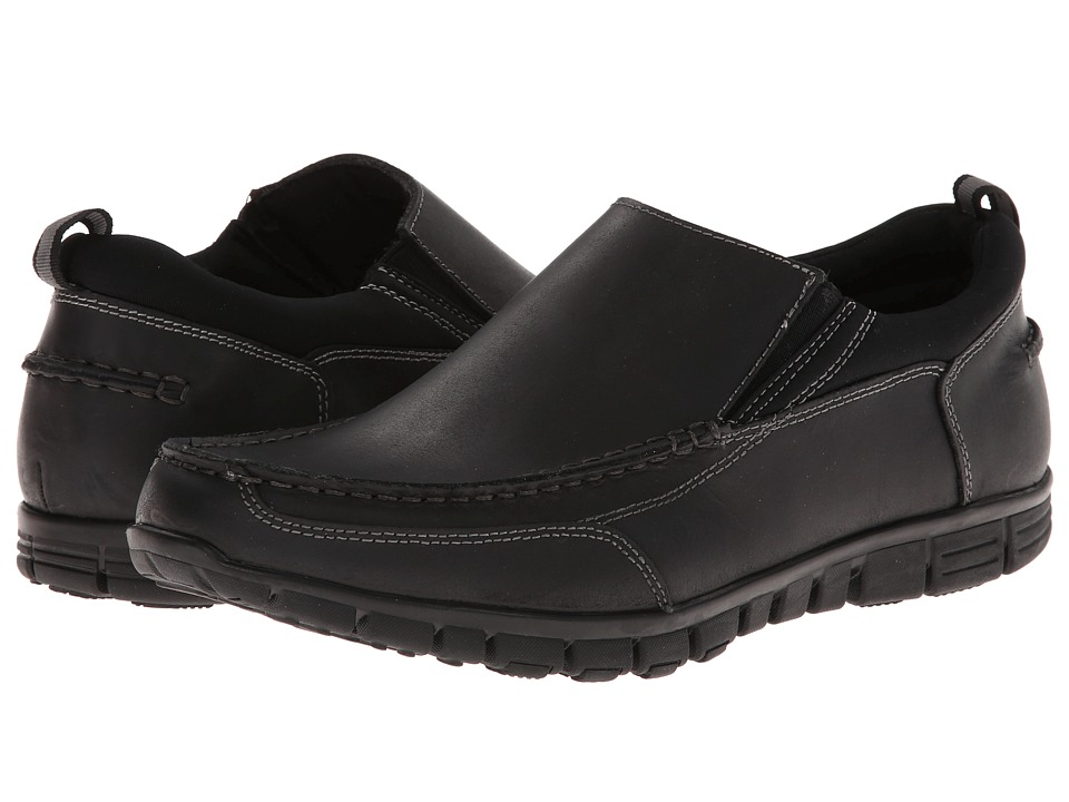 Dr. Scholls Slide Black Mens Slip on Shoes