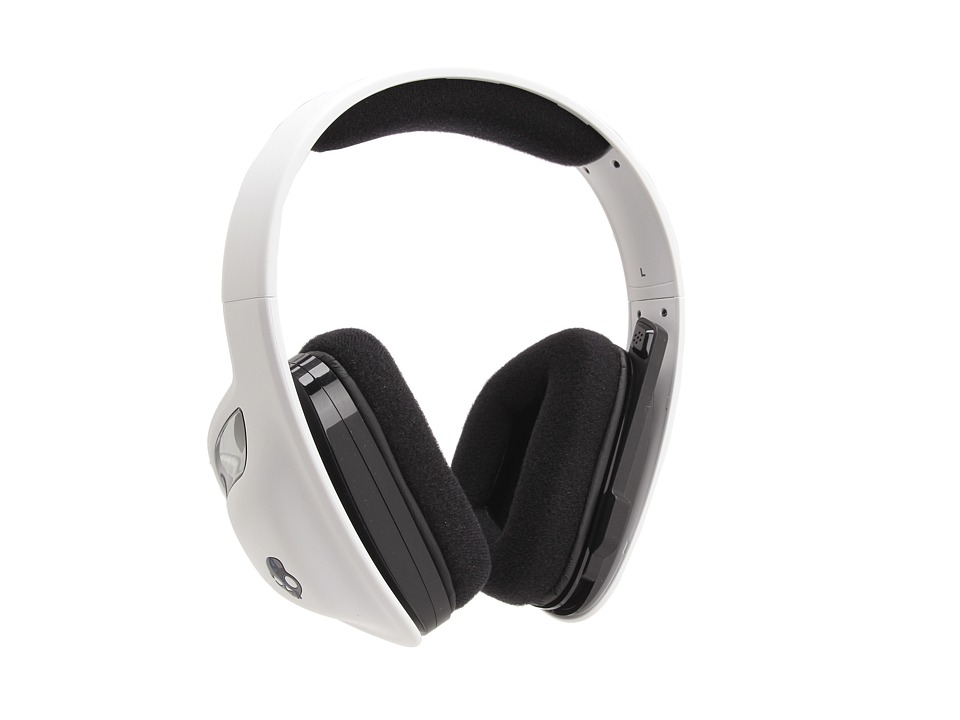 Skullcandy Slyr White Headphones