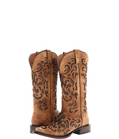 Stetson - Laser Cutout Square Toe Boot