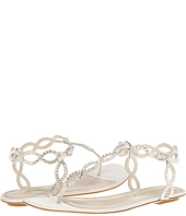 Sergio Rossi - Satin Mermaid Flat Sandal