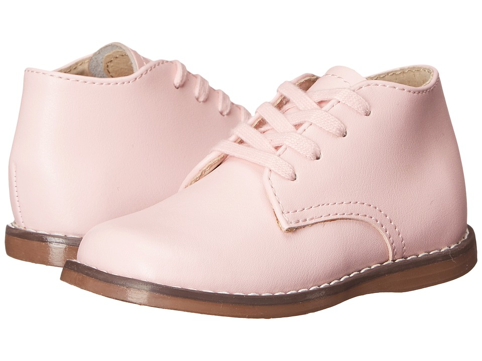 FootMates - Tina 2 (Infant/Toddler) (Pink) Girls Shoes