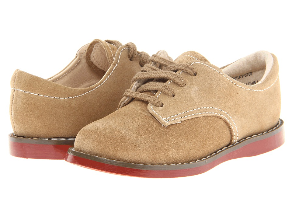 FootMates Bucky 2 (Toddler/Little Kid) (Dirty Buck) Boys Shoes