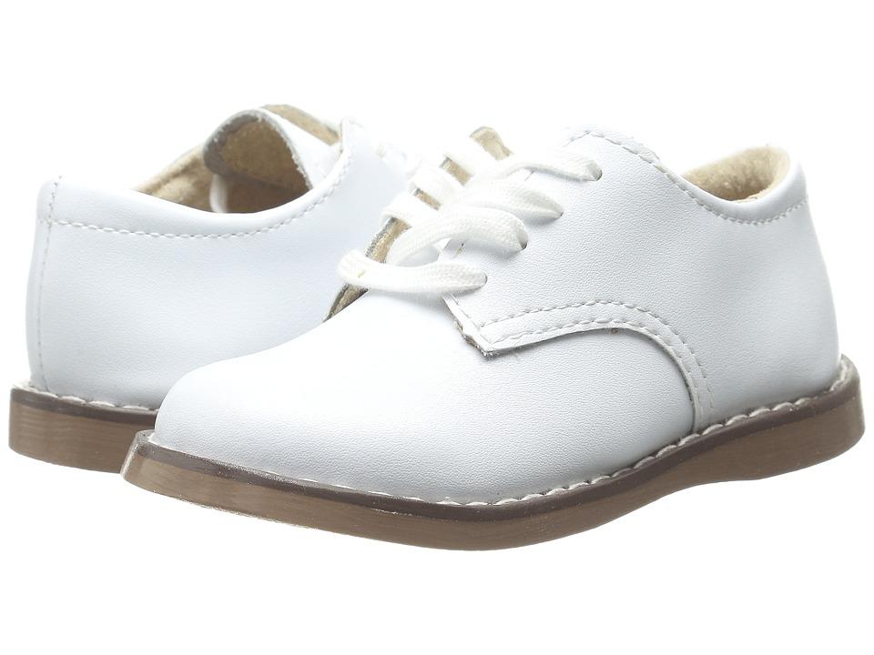 FootMates Willy 3 (Infant/Toddler/Little Kid) (White) Boy...