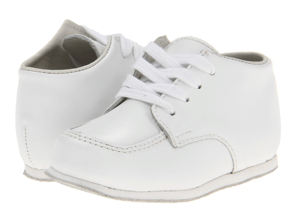 FootMates - Seraph 2 (Infant/Toddler) (White) Kids Shoes