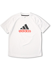 adidas Kids - Activator Logo S/S Top (Little Kids/Big Kids)