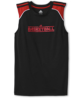 adidas Kids - Basketball S/L Top (Little Kids/Big Kids)