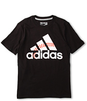 adidas Kids - All Sports Baseball S/S Tee (Little Kids/Big Kids)