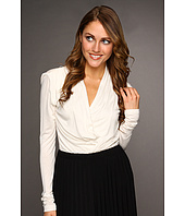 Kenneth Cole New York - Cross Front Top