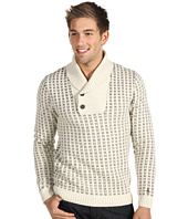 Original Penguin - L/S 2 Button Shawl Collar