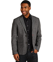 Original Penguin - Tweed 2 Button Peaked Lapel Jacket