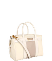 Marc by Marc Jacobs - Marc'D and Check'd Coloblocked Small Satchel