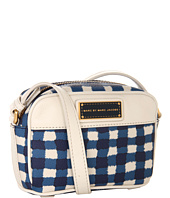 Marc by Marc Jacobs - Marc'd and Check'd PVC Printed Mini Crossbody