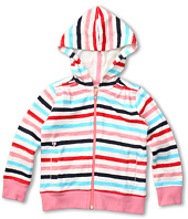 Hatley Kids - Rainbow Stripes Kids Hoodie (Toddler/Little Kids/Big Kids)