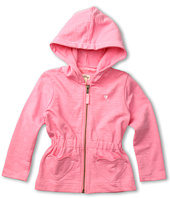 Hatley Kids - Pink Heart Pockets Kids Hoodie (Toddler/Little Kids/Big Kids)