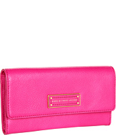 Marc by Marc Jacobs - Too Hot To Handle Long Trifold Wallet