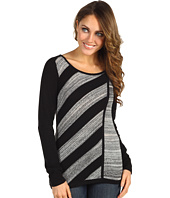 Calvin Klein - Bias Stripe Sweater