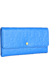 Marc by Marc Jacobs - Dreamy Logo Leather New Long Trifold