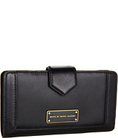 Marc by Marc Jacobs - Double Trouble Colorblocked Medium Wallet