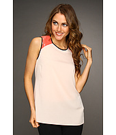 Calvin Klein - S/L Sequin Shoulder Tank Top
