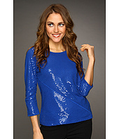 Calvin Klein - Bias Sequin Top