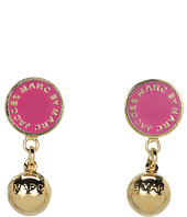 Marc by Marc Jacobs - Classic Marc Drop Earrings