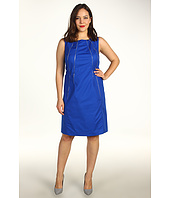Calvin Klein - Plus Size Shift Dress w/ Zippers