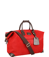 Bric's U.S.A. - Life - Micro-Suede Medium Holdall Travel Bag