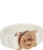 Marc by Marc Jacobs - Large Turnlock Leather Bracelet