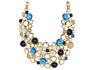 Bubbles Bib Necklace