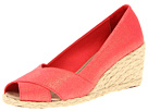 LAUREN by Ralph Lauren - Cecilia (Red) - Footwear