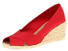 LAUREN by Ralph Lauren - Cecilia (Deep Red) - Footwear