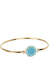 Marc by Marc Jacobs - Skinny Logo Disc Bracelet