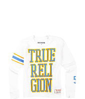 True Religion Kids - Boys' TRG 56 L/S Crew Neck Tee (Toddler/Little Kids/Big Kids)