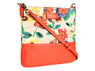 Kate Spade New York - Grove Court Floral Cora (Multi) - Bags and Luggage