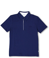 Hugo Boss Kids - Boys Jersey Polo (Little Kids/Big Kids)