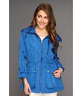 DKNY - Hooded Roll Sleeve Anorak