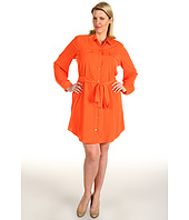 Calvin Klein - Plus Size Shirt Dress