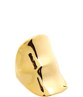 Kenneth Jay Lane - Polish Gold Mod Ring