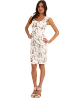 Rachel Roy - Skull and Bird Scoop Neck Dress