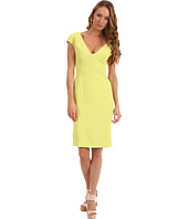 Rachel Roy - Flourescent Lime Dress